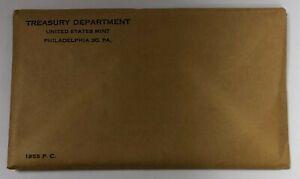 1955 Proof Set Sealed in Original Gov Packaging