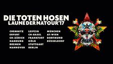 1-7 Toten Hosen DORTMUND, 25.12.2017, INNENRAUM-STEHPLATZ, Tickets