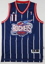 "Brand New Yao Ming 2003-04 Retro Throwback ""Rockets"" Blue Jersey,Stitched Size L"