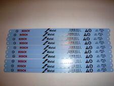 "10 BOSCH 12"" Hack Saw blades For Metal 18TPI"