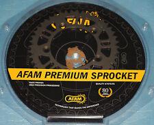 couronne alu AFAM 46 dents pour KTM SX 60 de 1998/2000 SX 65 de 2001/2013  neuf