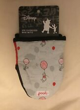 New listing Disney Winnie The Pooh Piglet 2-Pack Oversized Mini Oven Mitts Pot Holder Nwt