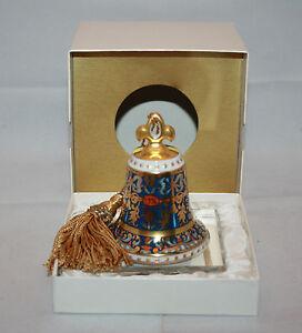 Hutschenreuther Germany Edition 2000 Jahresglocke Year Bell 1996 Frankreich