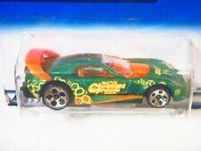 2000  HOT WHEELS -  CALLAWAY  C7   -   1/64