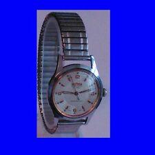 Superb S/S Swiss Roamer 17J Lever Mens Wrist Watch 1954