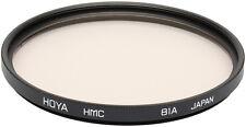 Hoya 77mm 81A HMC Multi-Coated Warming Glass Filter. U.S. Authorized Dealer