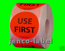 """IC2003R, 500 2"""" dia Use First Label/Sticker"""