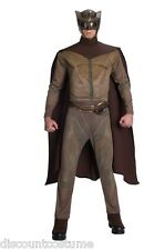 OFFICIAL DELUXE WATCHMEN NIGHT OWL COSTUME ADULT HALLOWEEN COSTUME SIZE MEDIUM