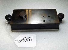 OGP Comparator Stage 6 x 2 1/2 in.  7/8 Round Locator (Inv.25151)