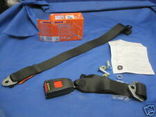 NEW SECURON REAR SEAT LAP BELT AND FIXING KIT MG MINI MORRIS AUSTIN FORD   ***