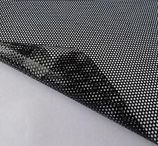 Perforated Car Window Fly Eye Headlight Vinyl Wrap Film Spi Vision Mesh Tint PVC
