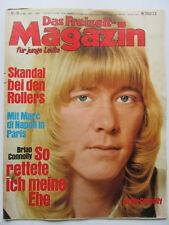 Freizeit Magazin 19/77, Brian Connolly, Gitte, BCR, Susan Dey, Wolfgang Petry