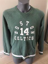 RARE Adidas Originals Boston Celtics Basketball Bob Cousy 14 Green Sweat Top VGC