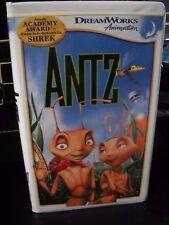 Antz (Vhs, 1999, Clamshell)