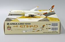 Etihad Airways A350-1000 Reg: A6-XWB JC Wings Scale 1:400 XX4175 LAST 2