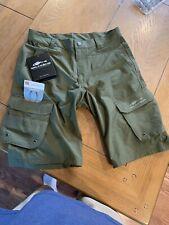 Grundens Men's Breakwater Fishing Shorts Olive Night Size 30 Best Deal!!!