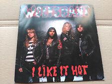 SINGLE WOLFSBANE - I LIKE IT HOT - DEF AMERICAN RECORDINGS UK 1989 VG+
