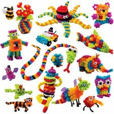 Kids Childrens Bunchems Mega Pack 400 Pieces Toy Festival Birthday Gift No Box