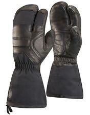 Black Diamond Guide Finger Gloves - Men's - Small, Black