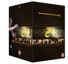 24 The Complete Collection 5039036070881 With Dennis Hopper DVD Region 2