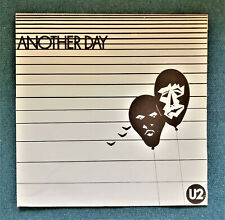 "U2 Another Day - Black Irish 7"" vinyl single Rare Bono Vox ***"
