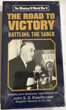 The Road to Victory - Rattling the Saber 1933-1941 VHS
