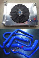 Aluminum Radiator +Shroud +fan +HOSE Holden V8 Commodore VG VL VN VP VR VS AT/MT