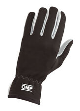 Ib/702 OMP Rally Short Suede Leather Driving Gloves - in 3 Colours