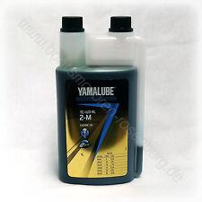 YAMALUBE 2-M TC-W3 RL | 2 Takt Motoröl | 1 Liter-Dosierflasche | Außenbordmotor