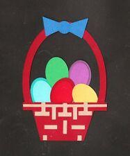Scrapbooking Words & Designs- Easter Egg Basket
