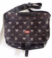 Dickies Signature Messenger Shoulder Bag Backpack Crossbody Book Brown YakPak