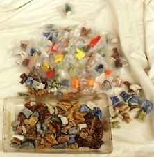 Lot of 167 Wade England Figurines Animals, Sea Creatures, Buildings & More