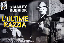 Affiche 80x120cm L'ULTIME RAZZIA /THE KILLING (1956) Stanley Kubrick REEDITION