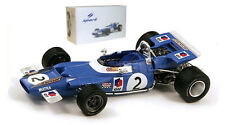 Spark 18S066 Matra MS80 #2 1969 - Jackie Stewart 1969 World Champion 1/18 Scale