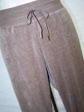 Calvin Klein Brown Sport Lounge Soft Velour Pants Womens Plus Size 3X 22W 24W