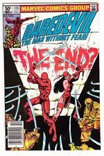 DAREDEVIL #175 - 1981 - Frank Miller - Marvel Comics - HIGH GRADE