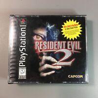 Resident Evil 2 PlayStation PSOne NTSC US Version - Read Description - Free P&P