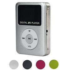 Mini USB Digitale MP3 Lettore schermo LCD Supporto 32GB Micro SD TF Scheda Music