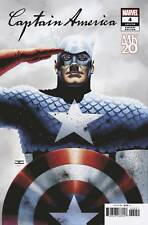 CAPTAIN AMERICA #4 2018 CASSADAY MKXX VARIANT COVER