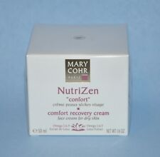 """Mary Cohr NutriZen """"Comfort"""" Comfort Recovery  Cream 50ml/1.7oz. - New in Box"""