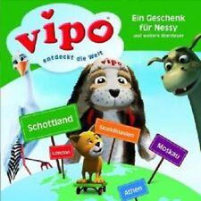 """VIPO ENTDECKT DIE WELT """"03 EIN GESCHENK FÜR..."""" CD NEU"""