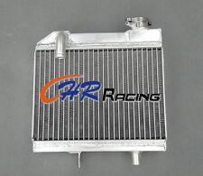 Aluminum Radiator For SUZUKI RM125 RM 125 1981 1982 1983