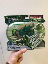 Green Lantern Battle Shifters Blade Attack Hal Jordan Matel Toy