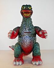 "BEETLAND 1983 - VINTAGE POPY STYLE GODZILLA COIN BANK - 10.5"" TALL - NEAR MINT C"