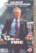 in The Line of Fire DVD 1993 by Clint Eastwood John Malkovi .5035822966895