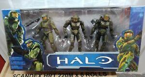 McFarlane Halo Anniversary Collection: Master Chief Evolution (3-figure Set)