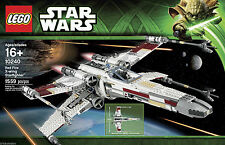Lego STAR WARS Red Five X-Wing Starfighter 10240 New Sealed Box SOLD OUT!