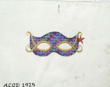 A Collection of Designs Mask 1925 Handpainted Needlepoint Canvas PP