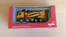 Herpa 308120 - 1/87 Mercedes-Benz Arocs M Betonmischer 4-Achs - Neu
