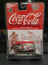 M2 VOLKSWAGON DELIVERY VAN VW 1960 Coca Cola RAW SC01 1/250 SUPER CHASE VHTF